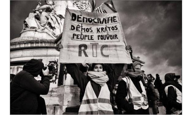 Quel exercice de la démocratie ? (23 mars 2019)