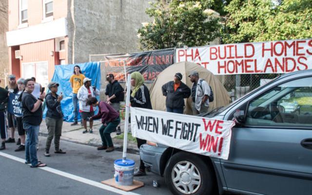 Des militants obtiennent le contrôle des immeubles vacants de Philadelphie : et maintenant ?
