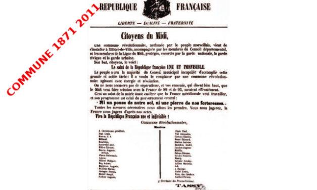 Les Communes de Marseille 1870-1871