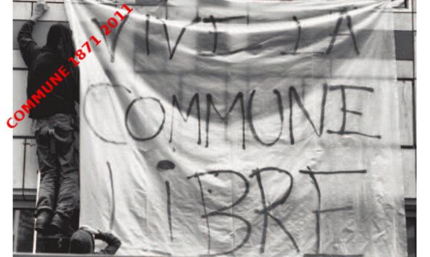 Communs, Commune, se fédérer, autogestion, révolution