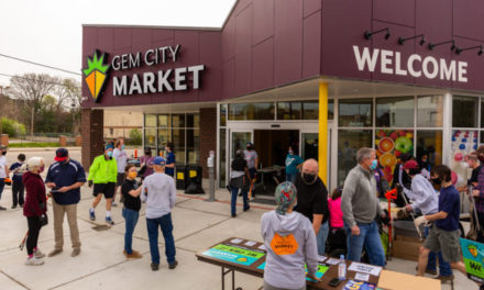 À West Dayton, dans l'Ohio, une coopérative alimentaire annonce une «Renaissance noire»