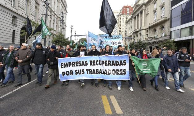 Argentine: Les défis récents des entreprises récupérées (2015-2021)